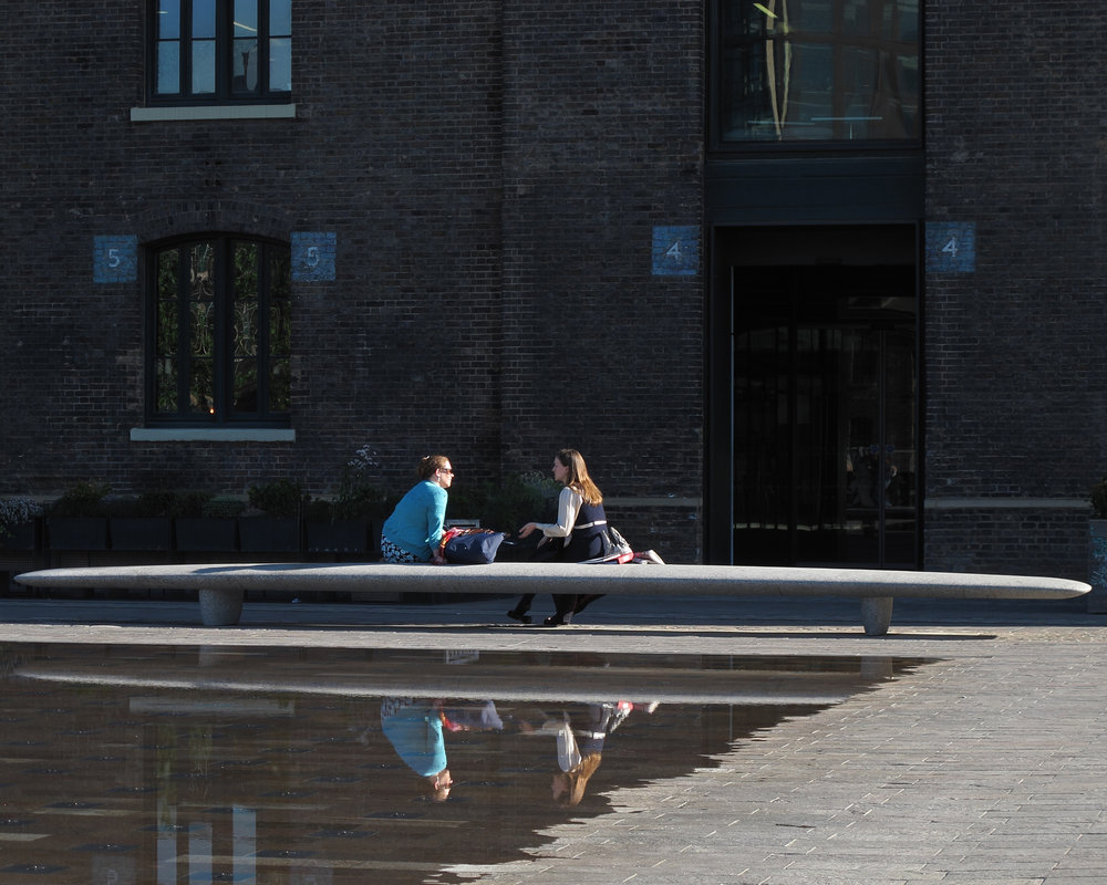 Bench Commission, Granary Square