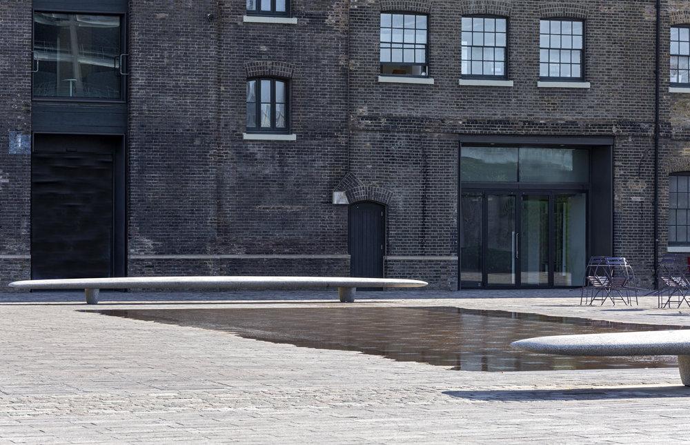 Benches, Granary Square