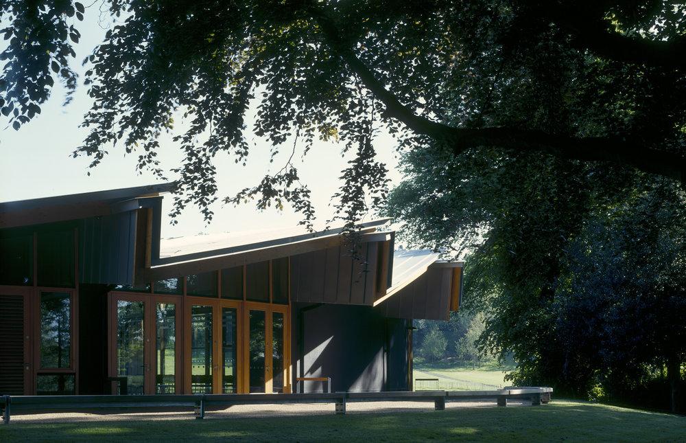 Pavilion, 2008   Avenham Park, Preston