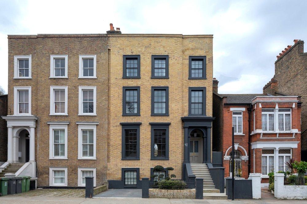 House Refurbishment, 2019   Lyndhurst Way, Peckham