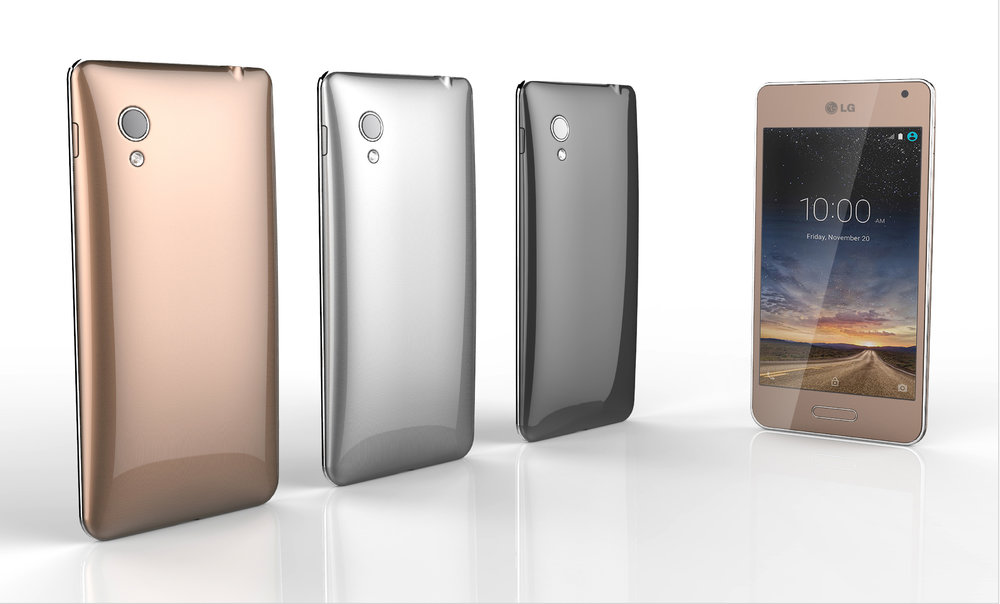 Mid Segment Premium Phone (E-line)