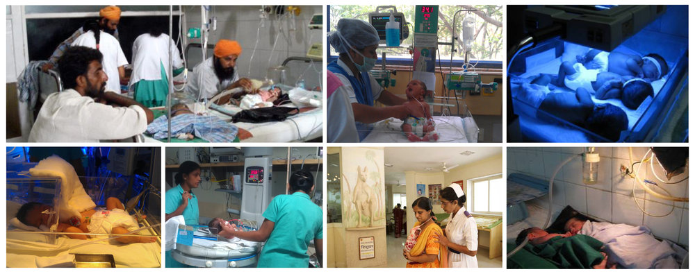 Neonatal Intensive Care Units in India