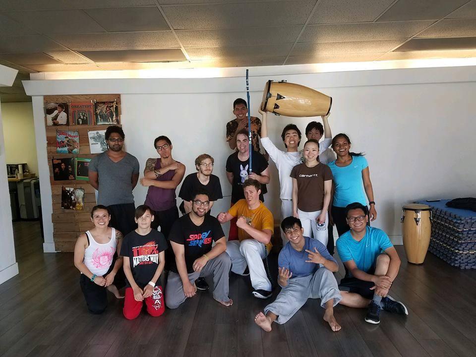 Capoeira Beginners Workshop 2 - August 26, 2017