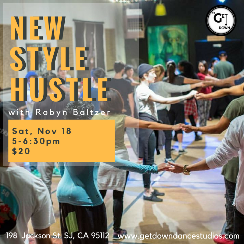New Style Hustle Workshop