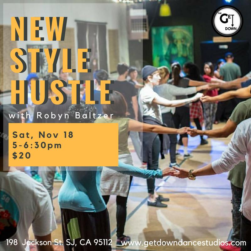 New Style Hustle Workshop