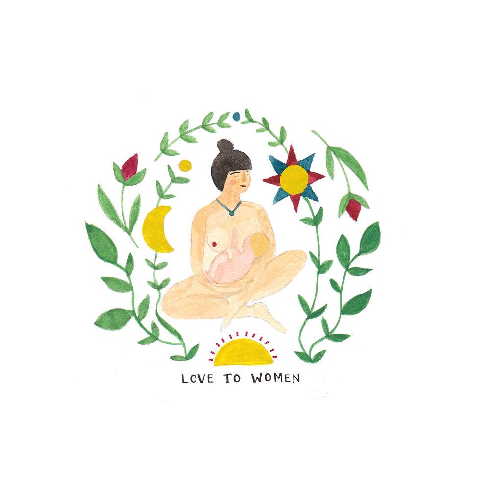 Love to Women - For International Women's Day 2019