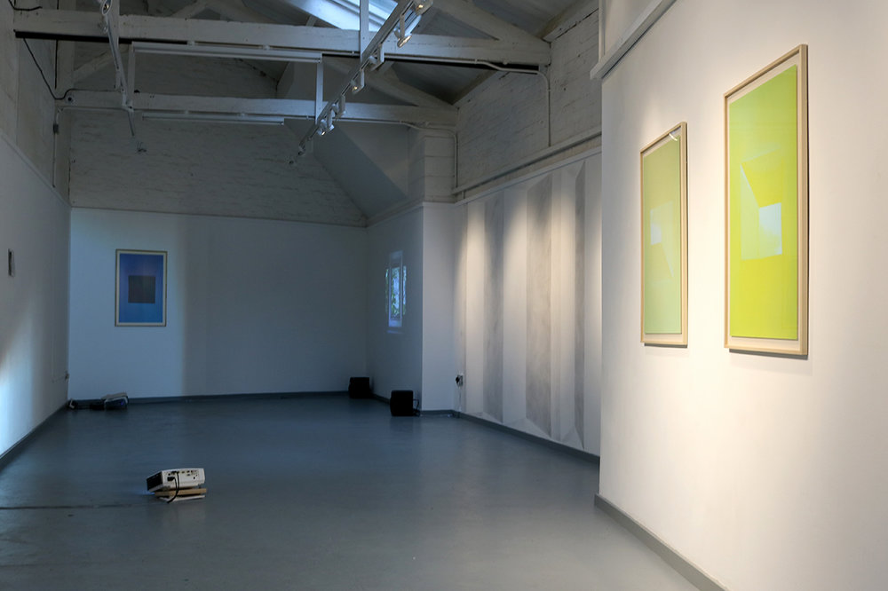 'Walls', Gallery view