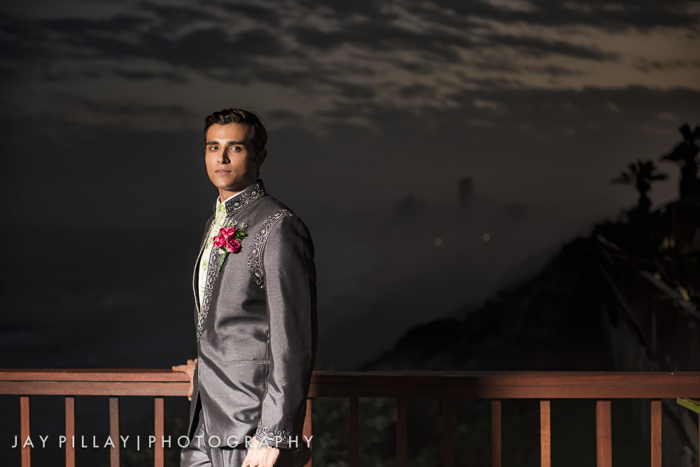 Indian wedding sunset photoshoot