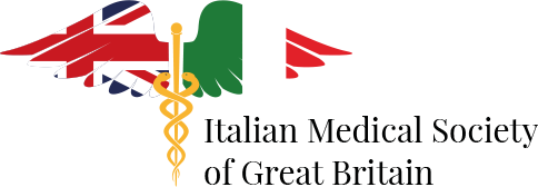 ITALIAN MEDICAL SOCIETY OF GREAT BRITAIN    Constitutional objectives of the IMSOGB are to establish a professional and social network among its members and links with health care institutions in Italy and the UK, to give advice and support for professional and career development in the UK to Italian medical doctors and health care professionals AND to provide highly qualified points-of-reference to patients seeking medical advice in the UK.