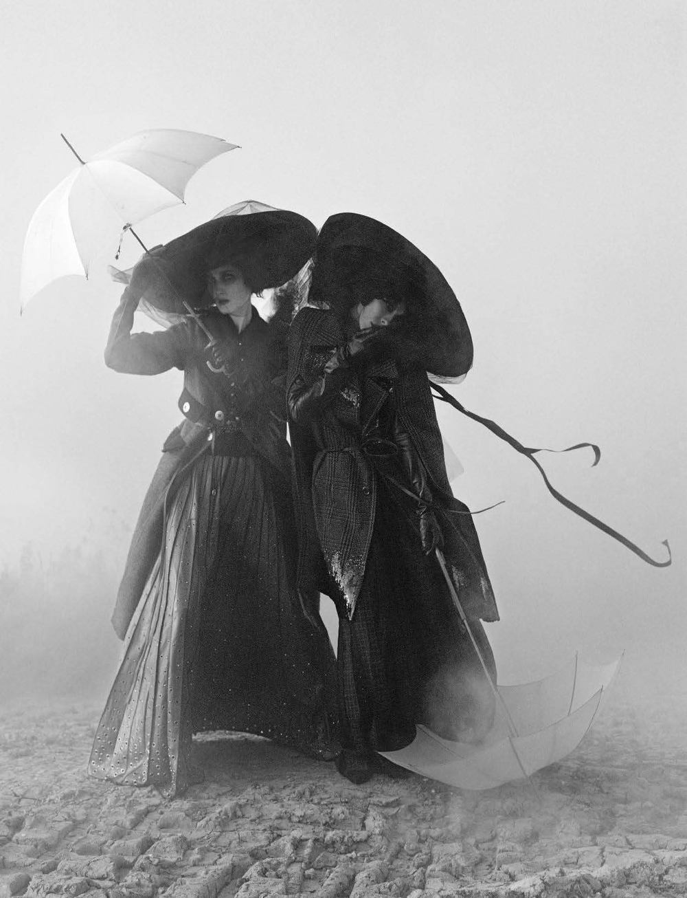 Vogue Italia by Tim Walker