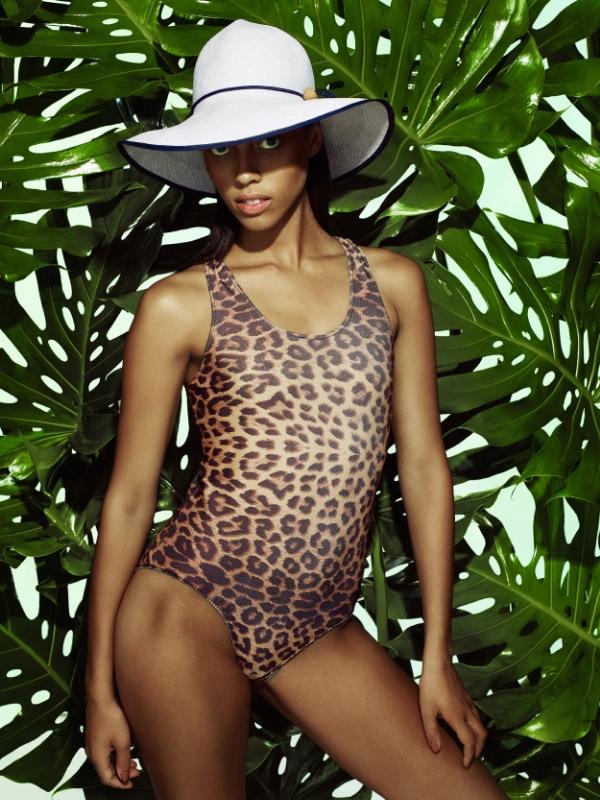 Folding panama sun hat