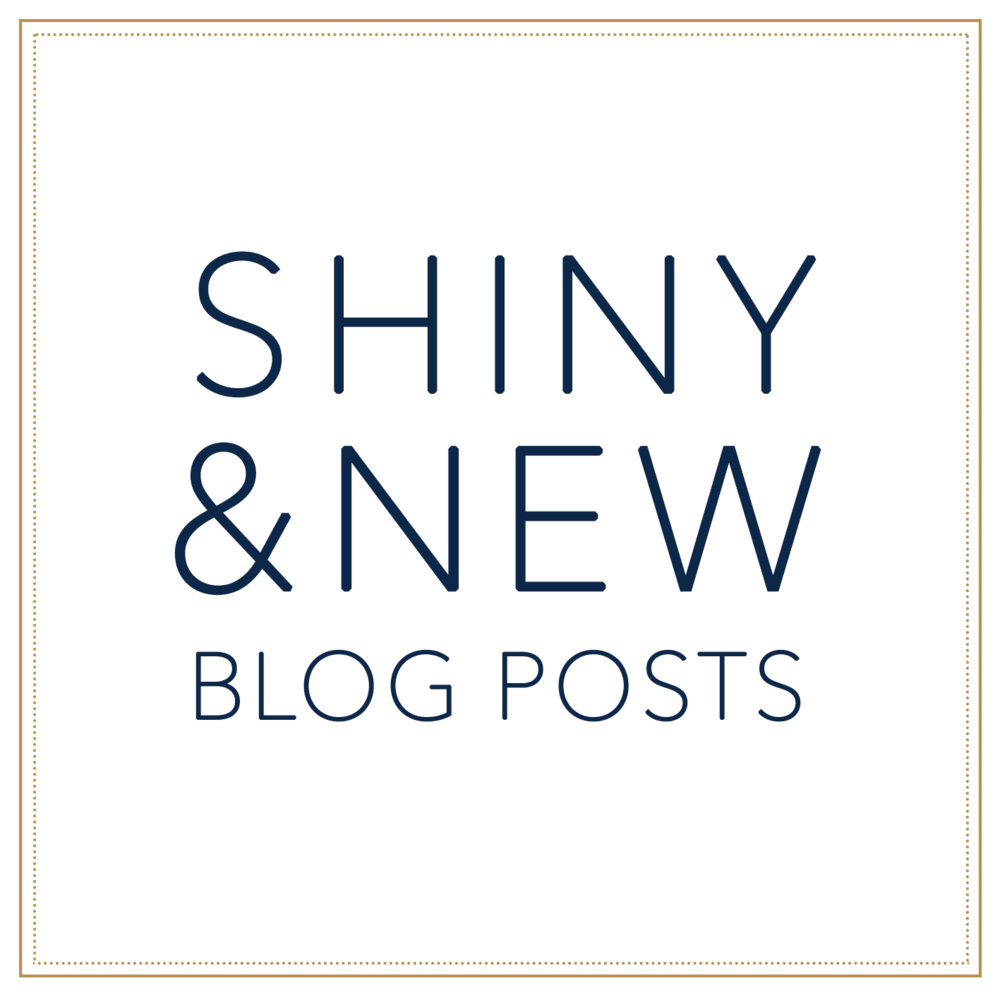 Shiny and New blog post