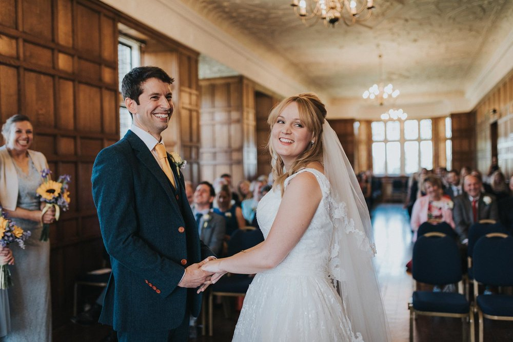 Fun & Quirky London wedding photography