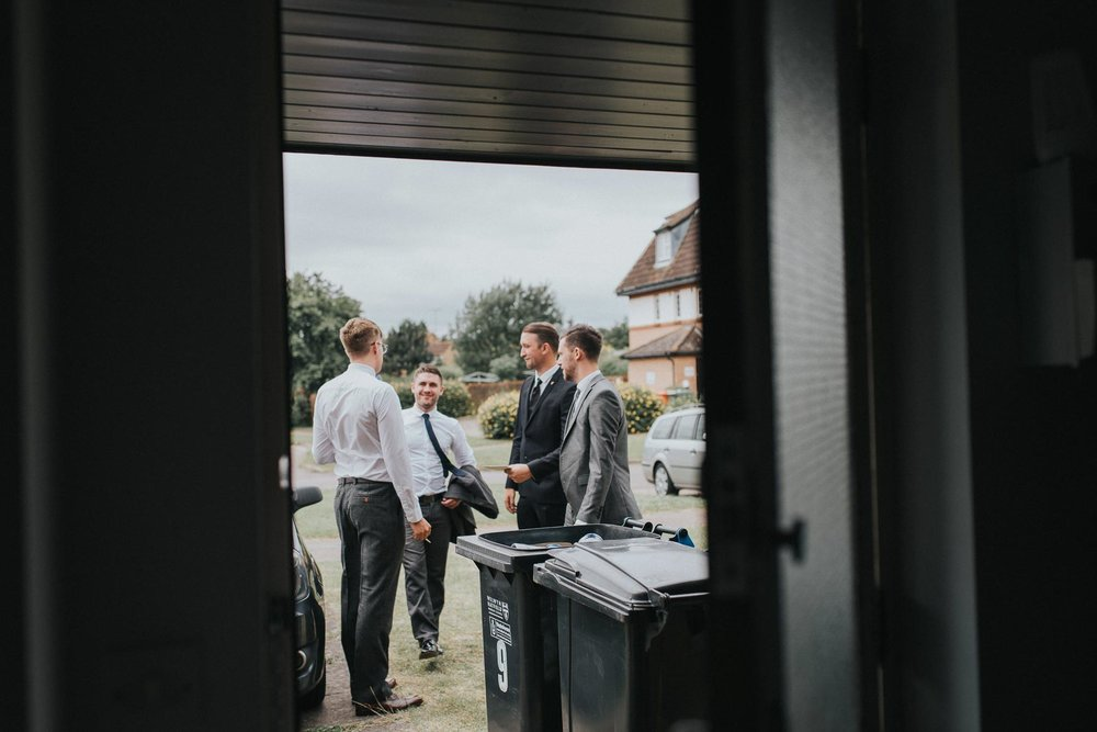 Alternative & Creative Hertfordshire wedding photography