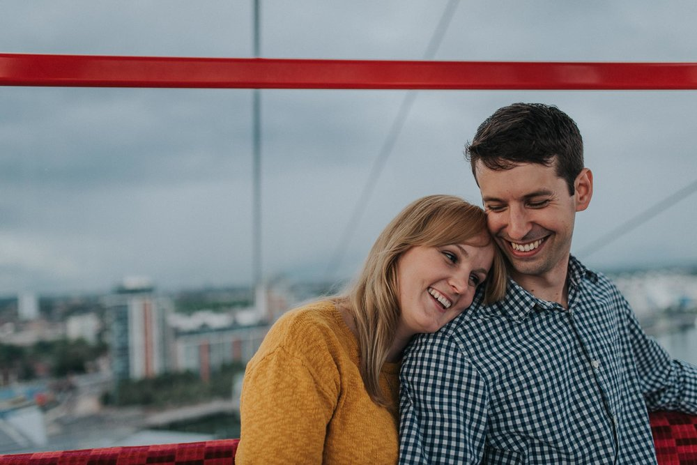 Romantic Engagement Photography London