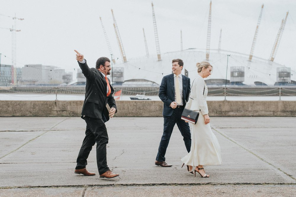 Alternative & Fun London wedding photography ideas