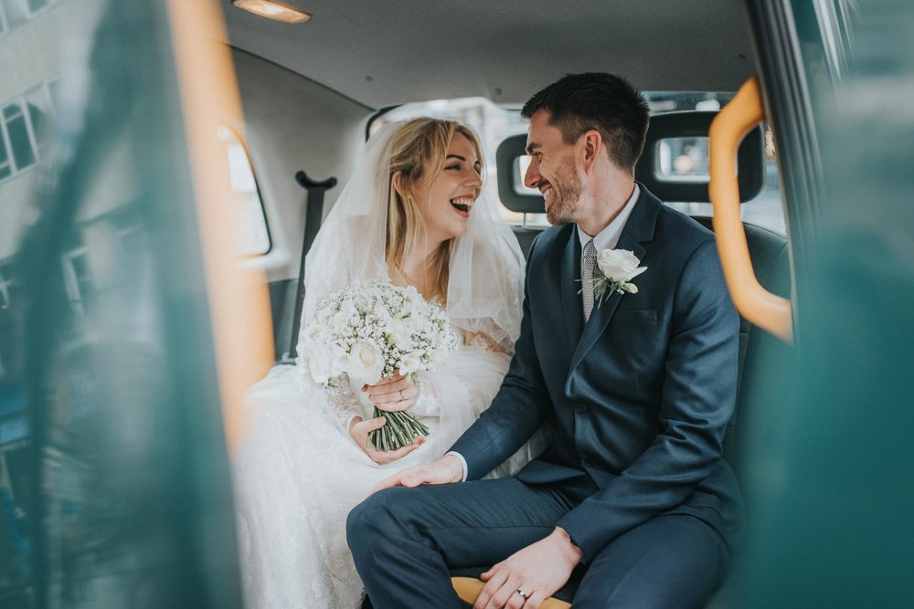 Creative Hertfordshire wedding photographer