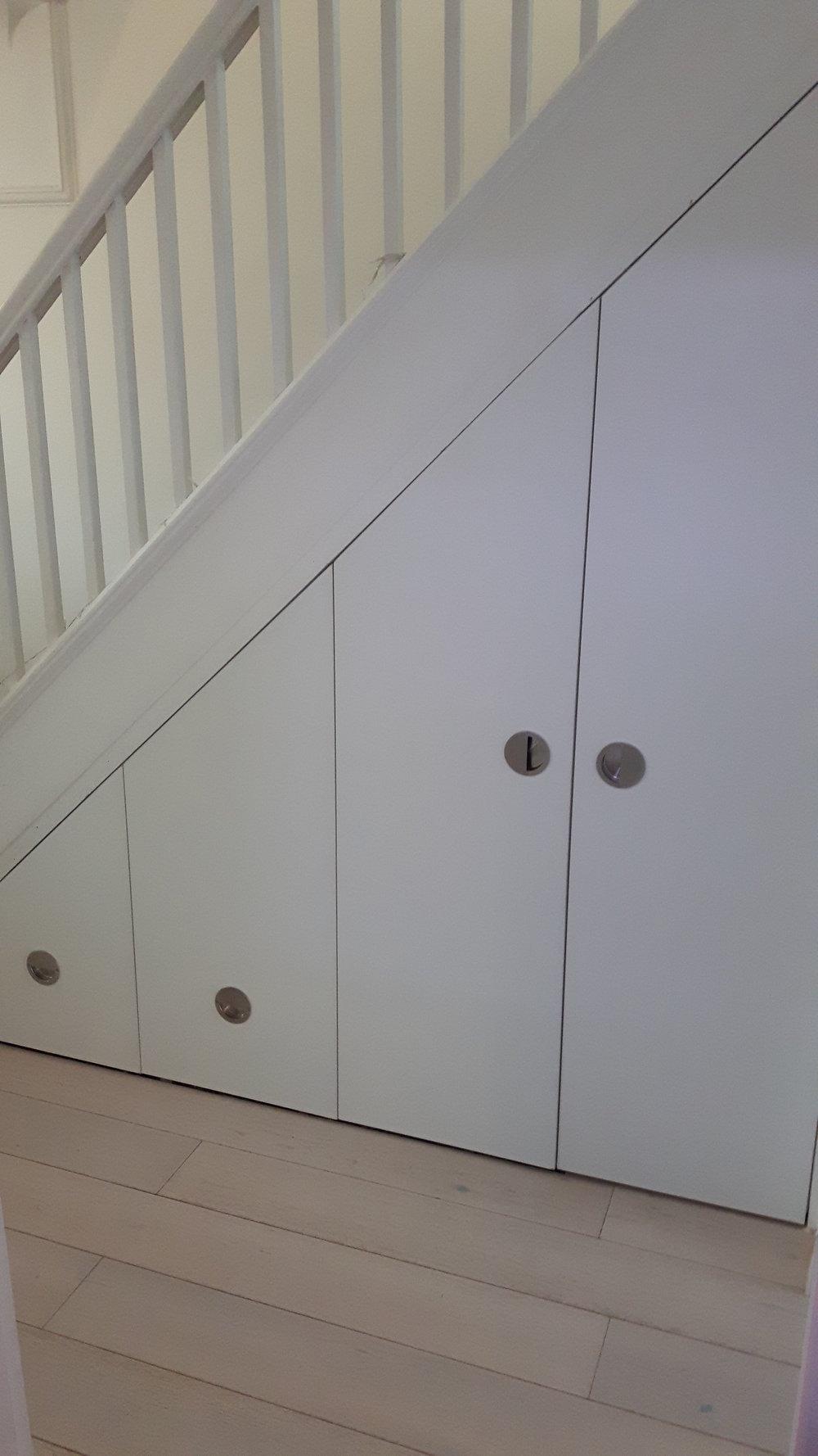 Understair Storage solutions & Under stair storage solutions \u2014 Home Projects