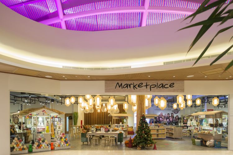 Marketplace Seminyak Vilage Seminyak Village Shopping Mall