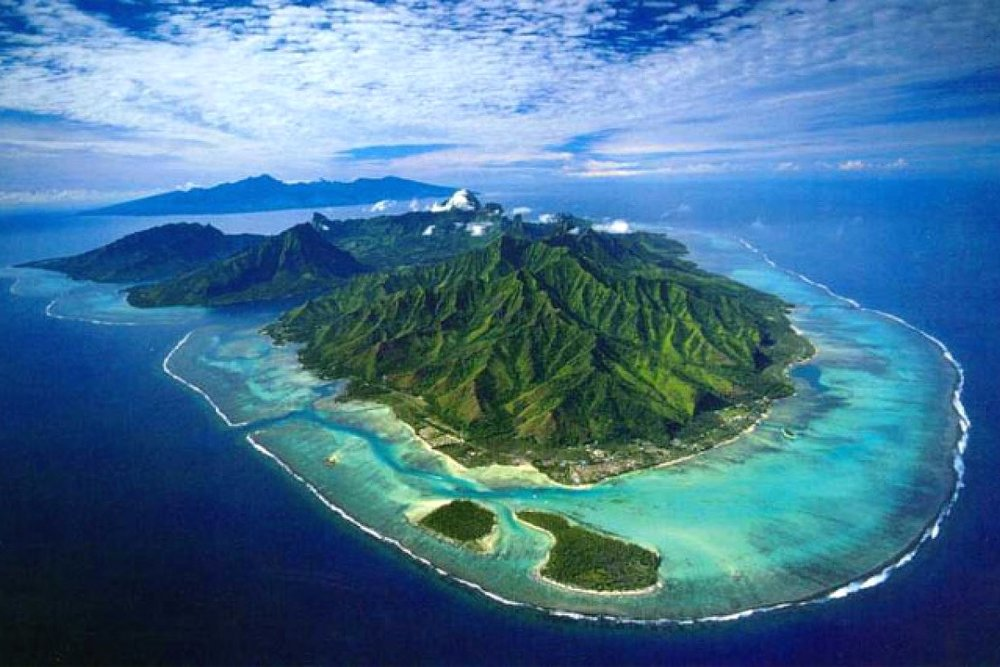 AUSTRAL ISLANDS - RAHUI NUI NO TUHA'A PAE -
