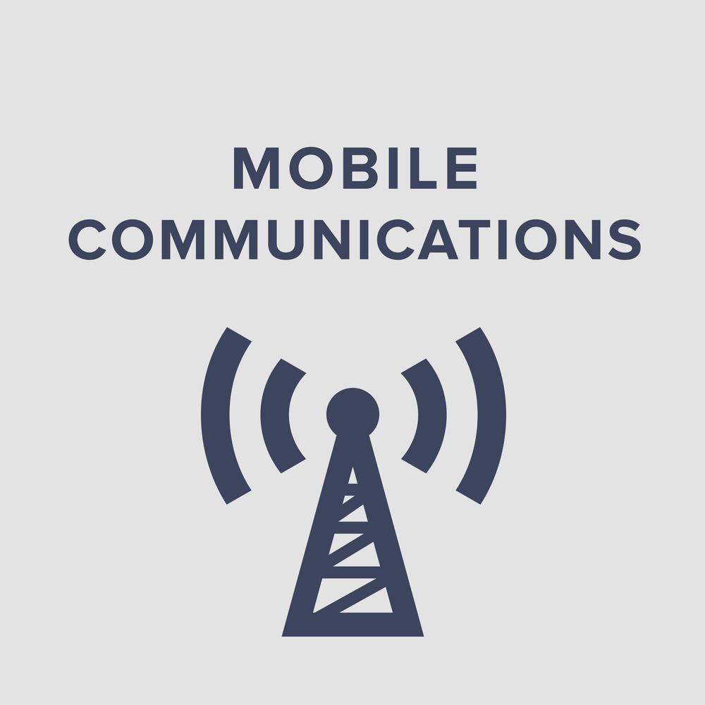 Mobile Communications - Vigilant Platforms