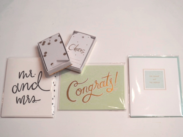 Why not something simple? A cute card and bottle tags for the wine lovers sounds perfect to us!