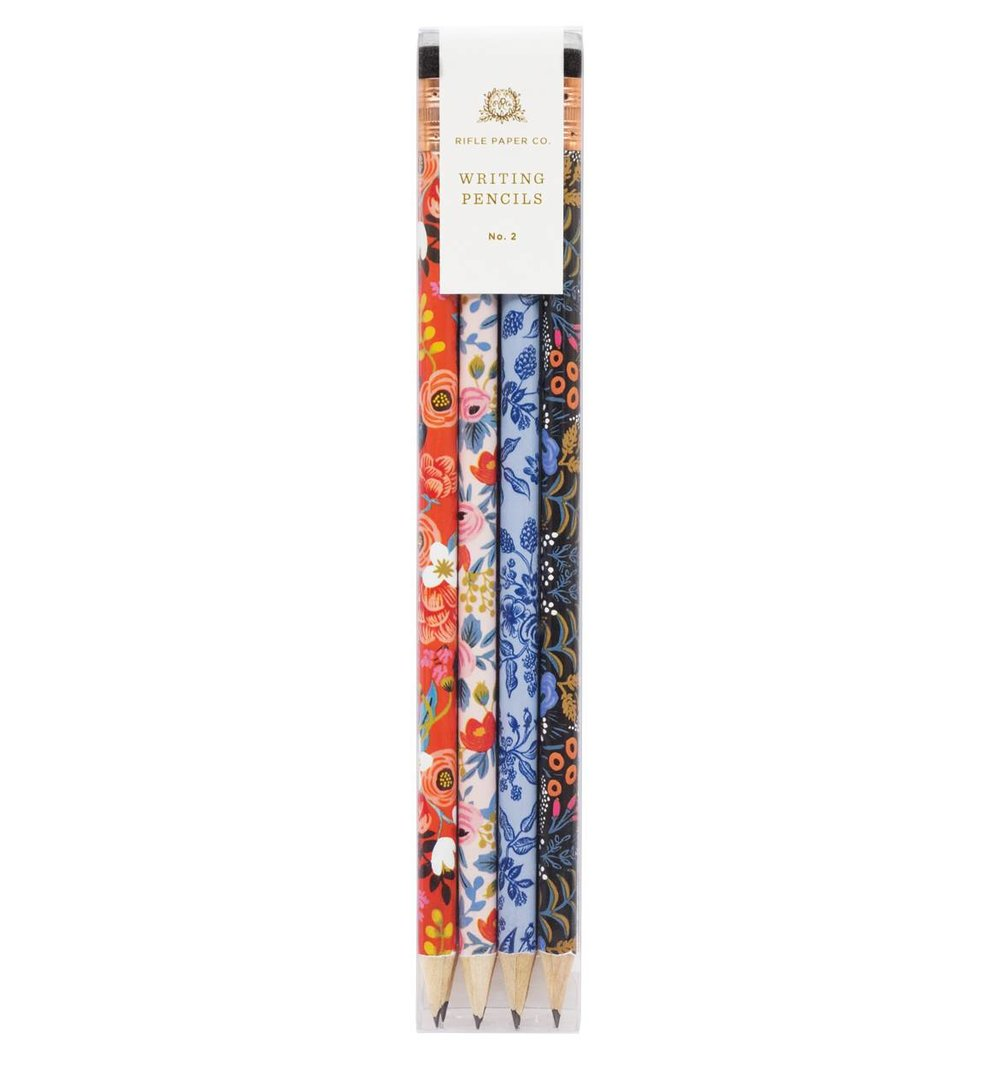Rifle Floral Pencil Set.jpg