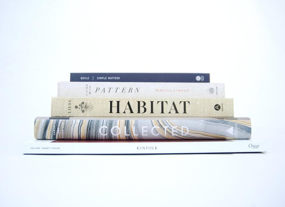 Habitat Coffe Table Book