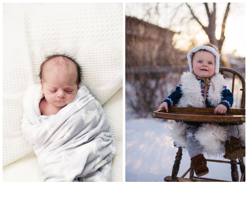 Denver newborn lifestyle photography