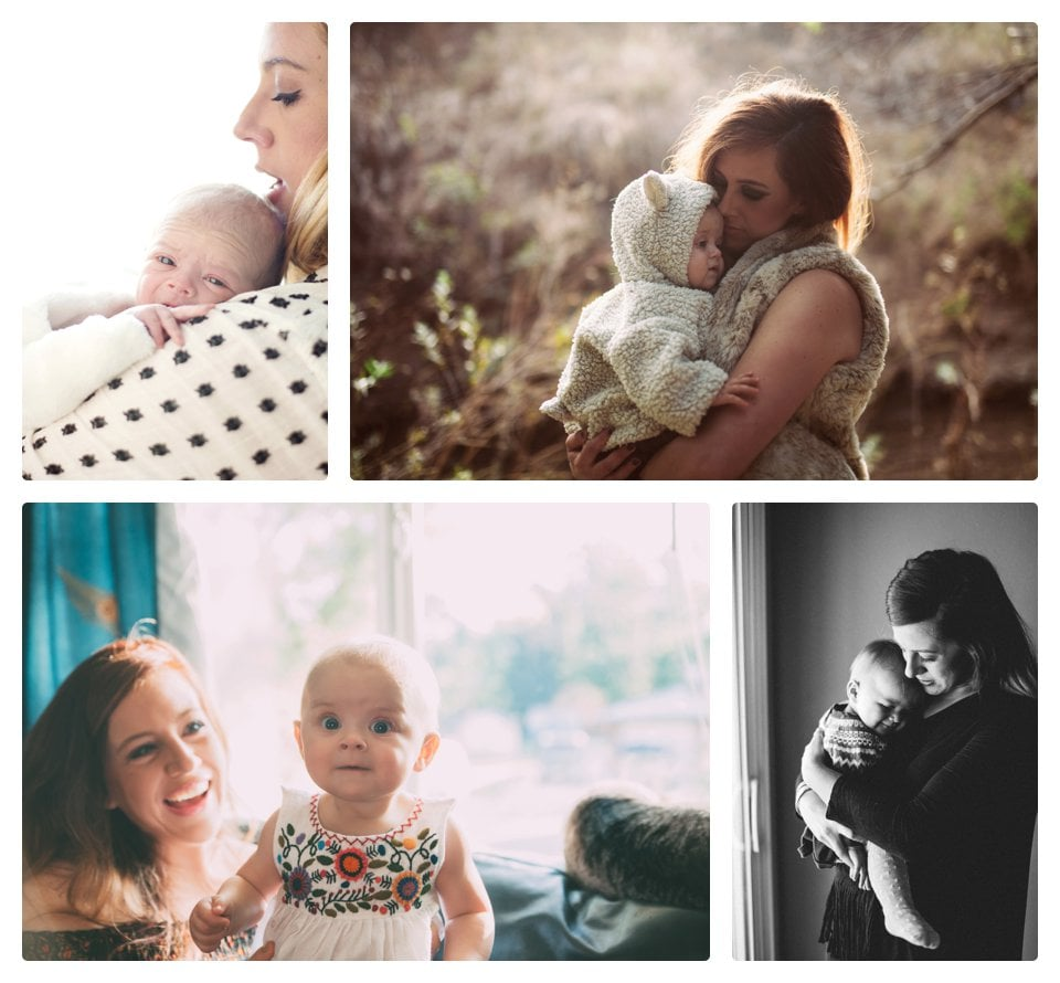 motherhood lifestyle denver photography