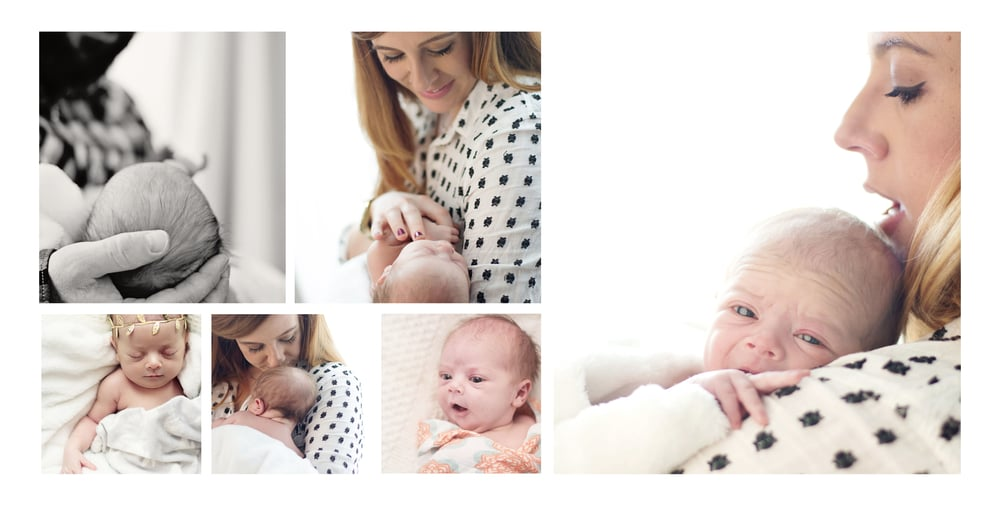 lifestyle newborn photography denver