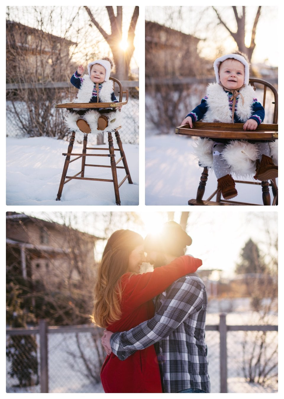 Denver lifestyle baby and child photography