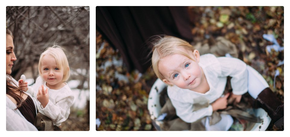 Denver child fairytale photography