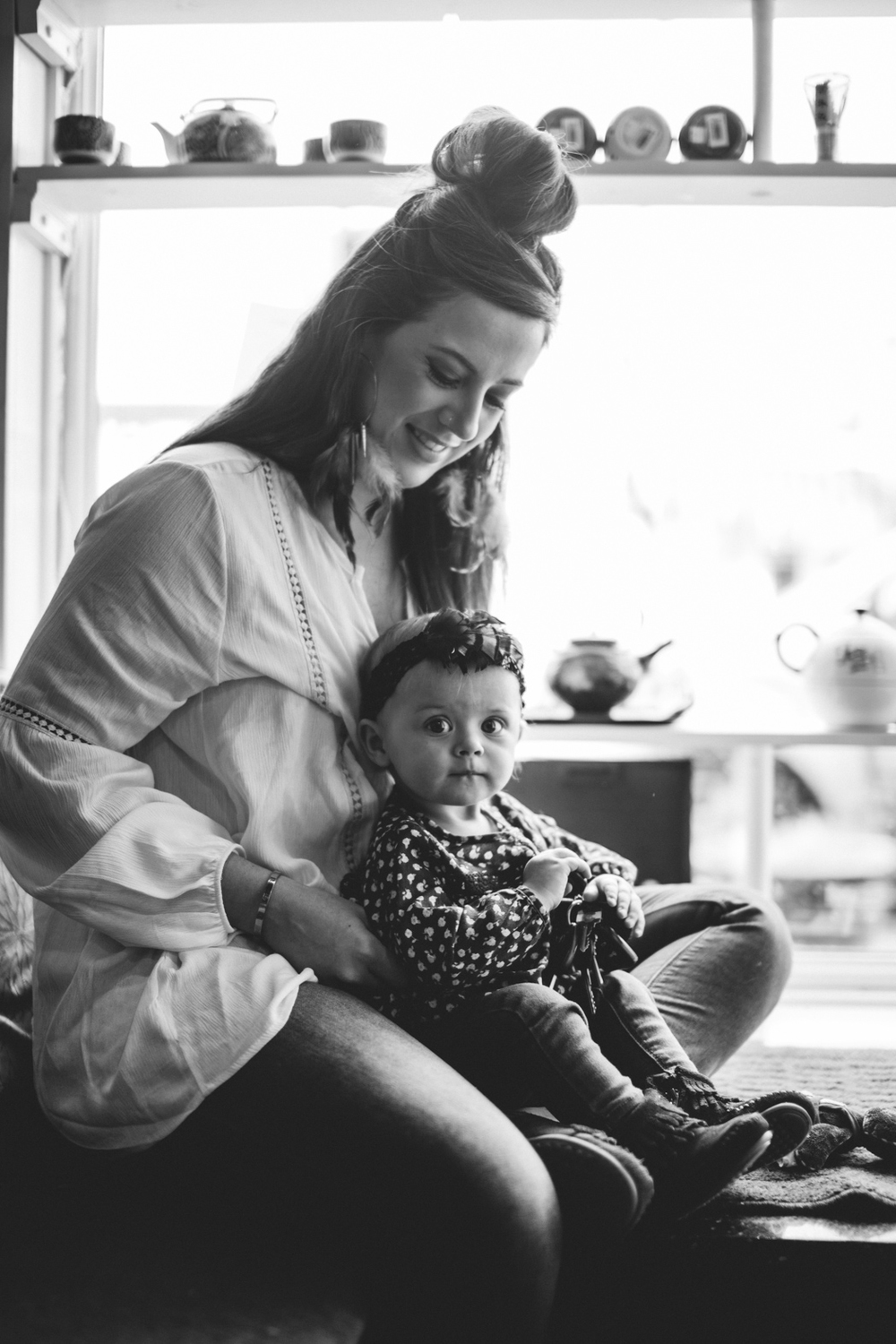 Denver child and baby lifestyle photography