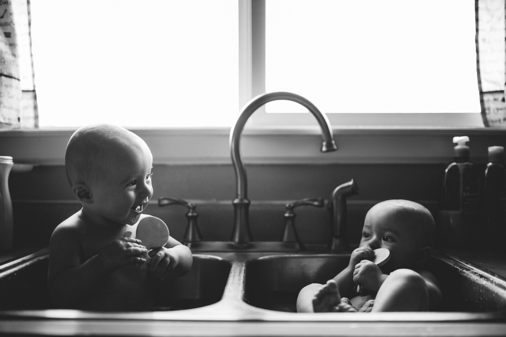twins baby tubby photography denver