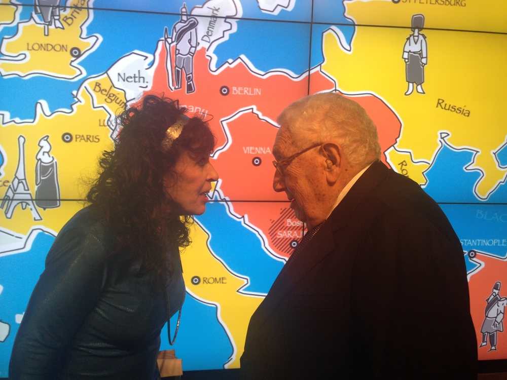 Henry Kissinger, War Criminal