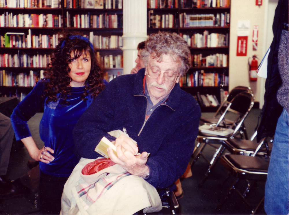 Kurt Vonnegut, Author