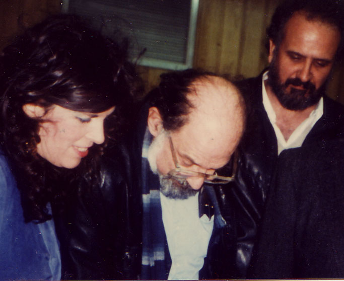 Allen Ginsberg, Poet & Horacio Cardo, Artist