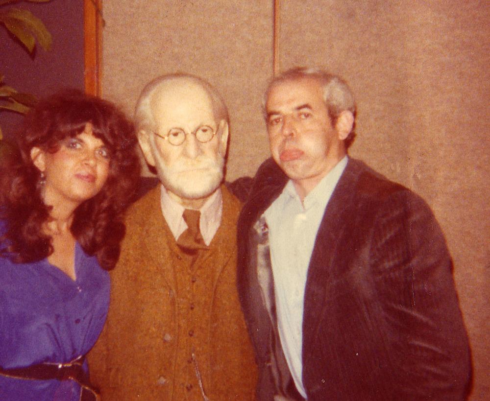 Freud, Steadman