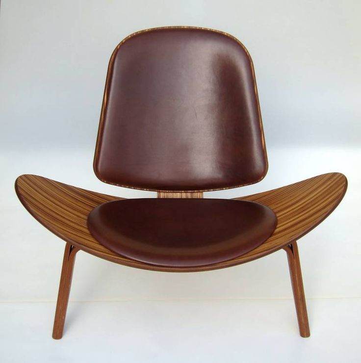 Vintage Wegner Shell Chair