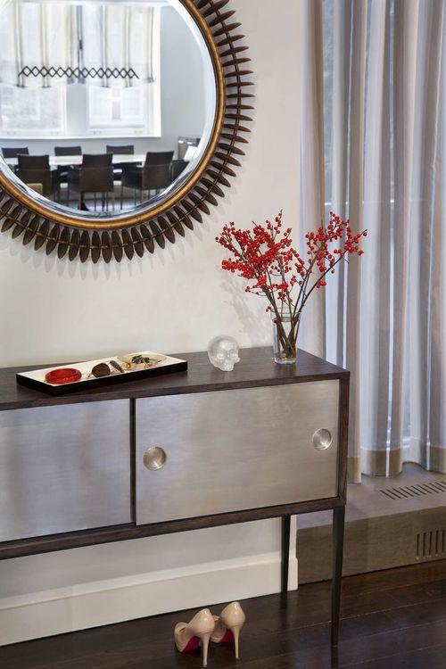 Compass Mirror, Flatiron Loft, Tamara H Design