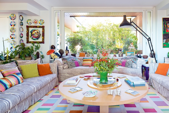 Rosita Missoni's Lombardy Home,  Vogue Living Australia