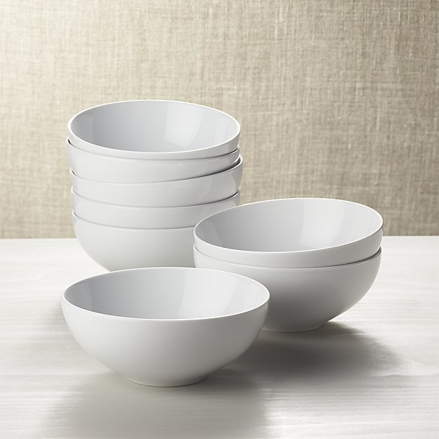 Essential Dinnerware at Crate and Barrel