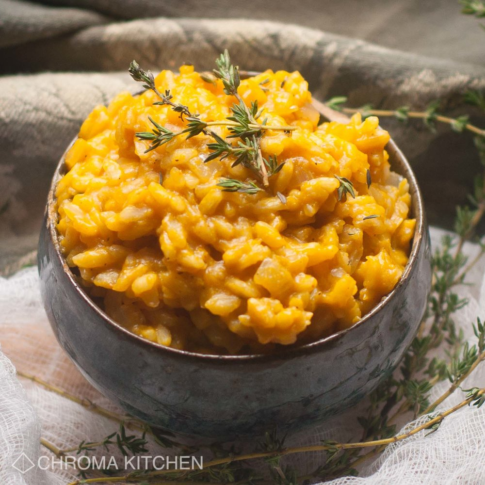 Vegan-Pumpkin-Risotto