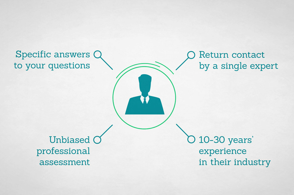 Frame from SmallBiz explainer video