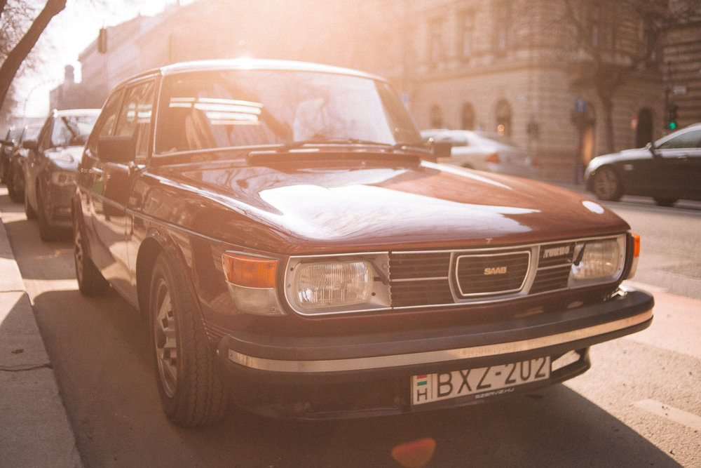 Saab 900 Turbos have a special place in my heart