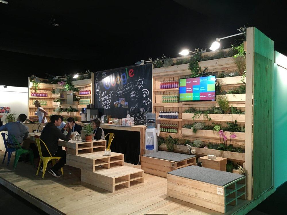 Google at IBC trade show 2016
