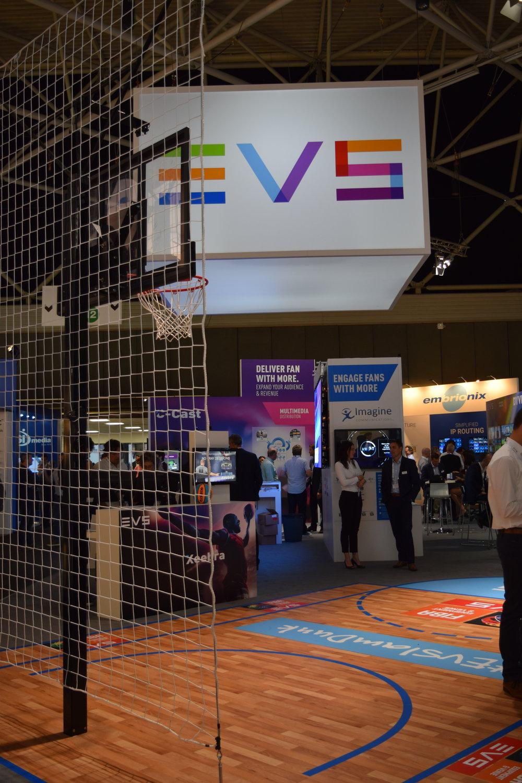 EVS at IBC trade show 2016