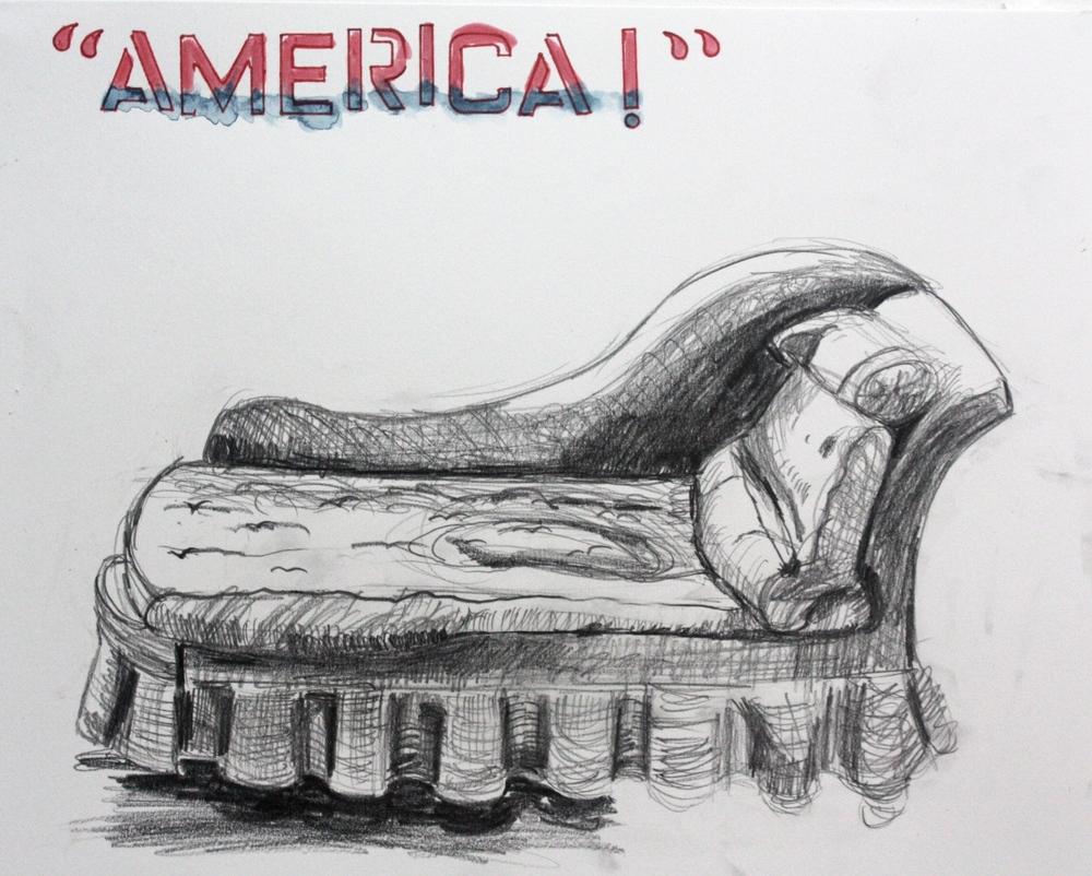 """America!"""