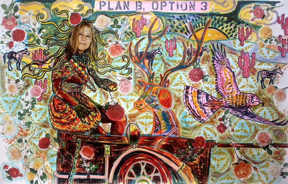 Plan B. Option 3